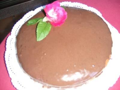 Pastel Brigadier de chocolate