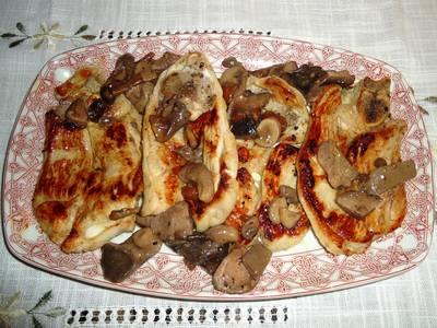Chuletas de cordero con tomillo