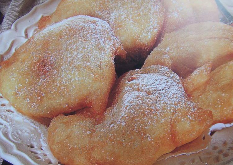 Buñuelos de calabaza dulces