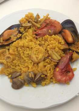 Arroz y Marisco AMC
