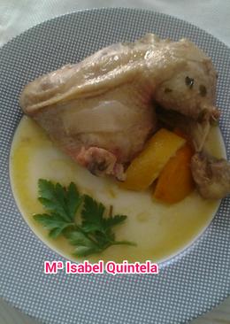 Cuartos de pollo 200 recetas caseras cookpad for Cuartos traseros de pollo