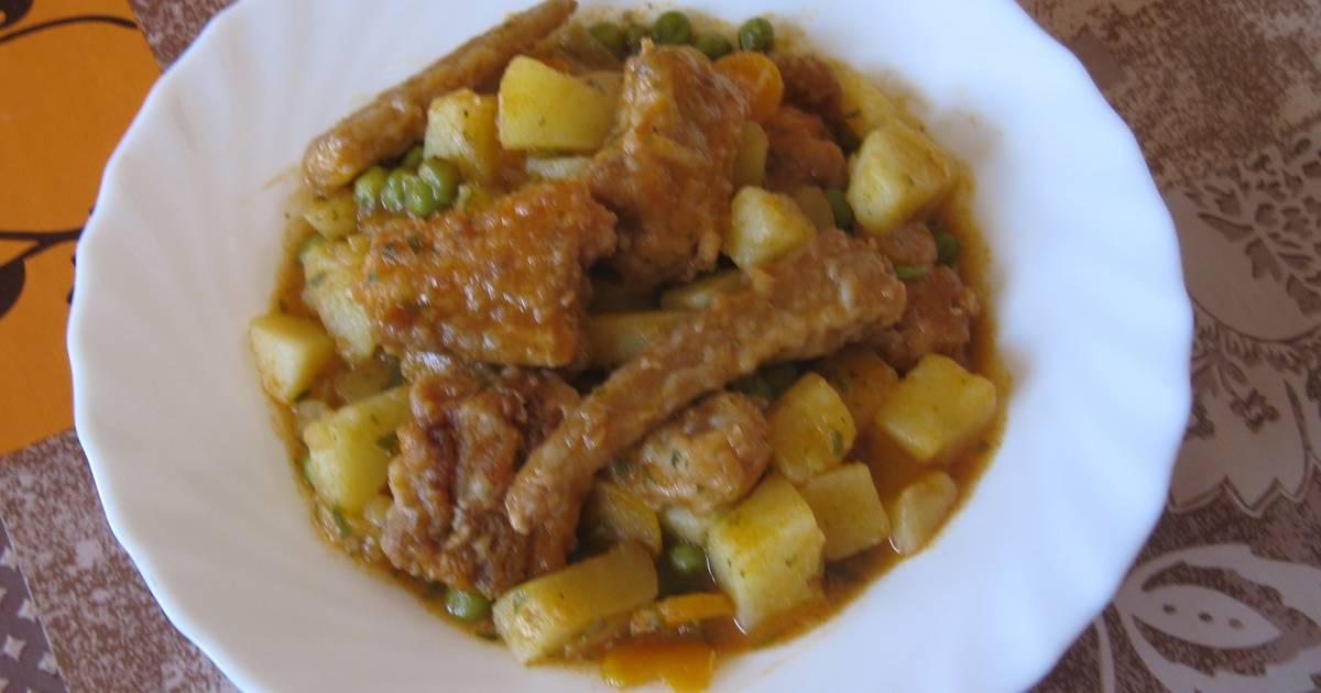 Guisos faciles recetas caseras cookpad - Guisos caseros faciles ...