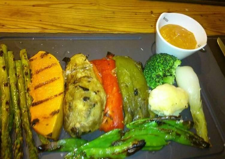Verduras al horno sencillas y sanas receta de pimienta - Verduras rellenas al horno ...