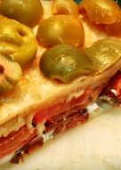 Sandwich ensalada alicantina