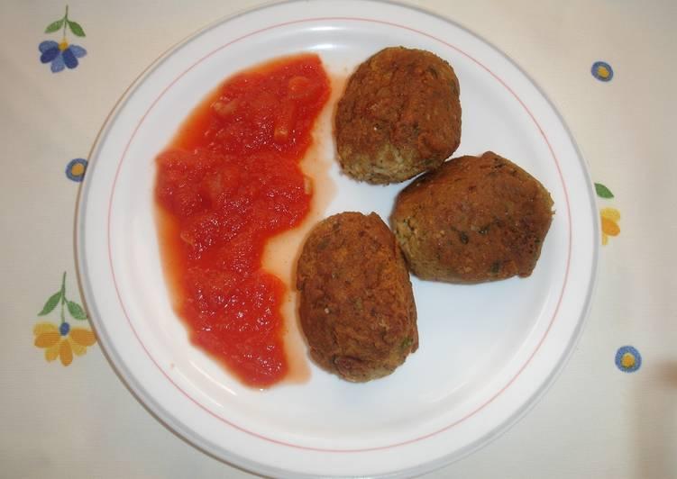 Albondigas del cocido con salsa receta de kiko cookpad - Salsa para bogavante cocido ...