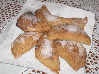 Bollitos de azúcar con canela