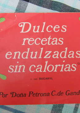 Masa básica sin azúcar para tartas de Doña Petrona