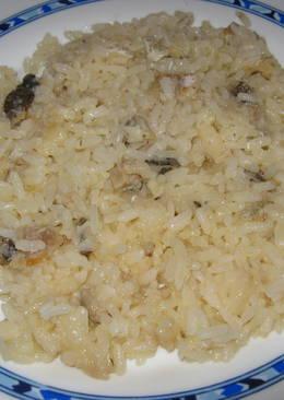 Recetas de arroz blanco 819 recetas caseras cookpad - Arroz blanco con bacalao ...