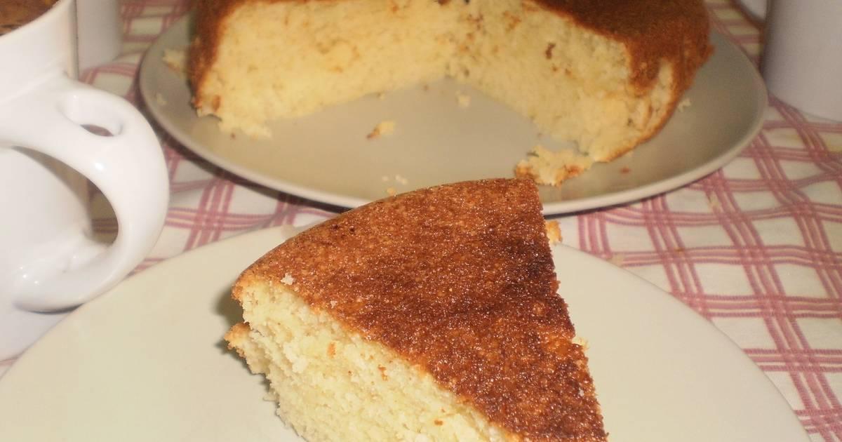Bizcocho esponjoso de lim n 11 recetas caseras cookpad - Bizcocho de limon esponjoso ...
