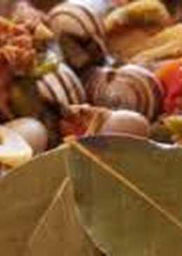 Caracoles a la alicantina