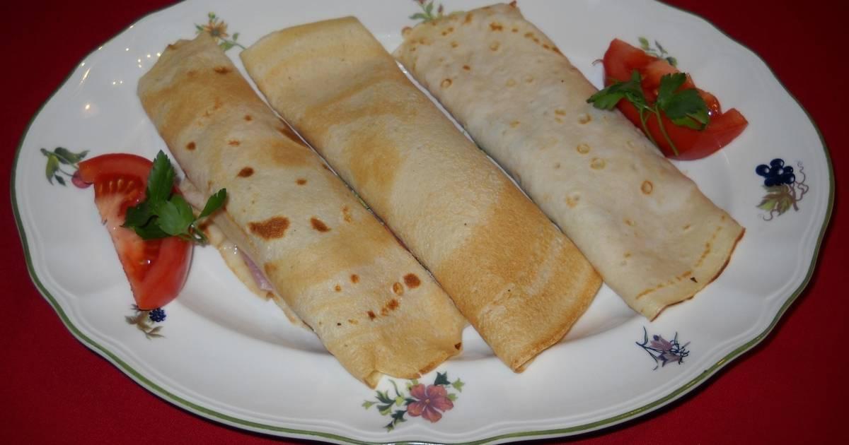 Salsa para crepas 64 recetas caseras cookpad for Salsa para crepes