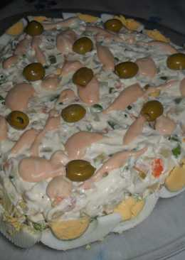 Mayonesa de ave argentina