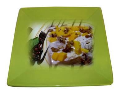 Pay de limón con galleta y queso cremoso