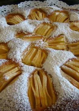 Tarta de manzana (Thermomix 31)
