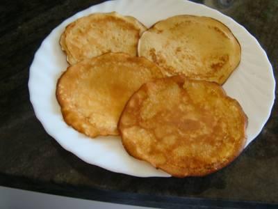 Tortitas desayunos y meriendas