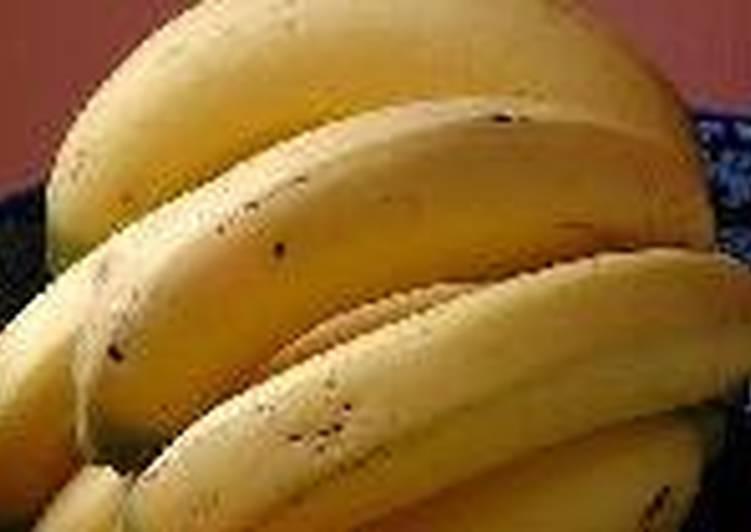 Tarta de Plátano