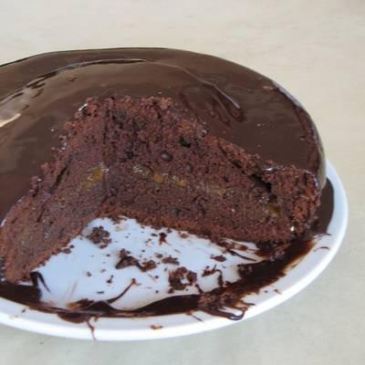 Torta de Chocolate Infancia