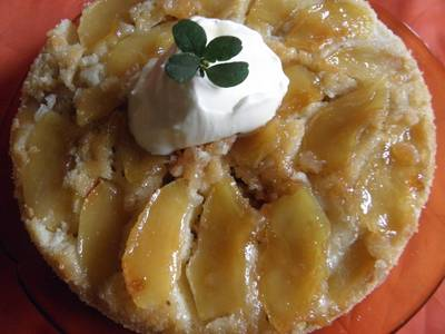 Tarta de manzanas Essen