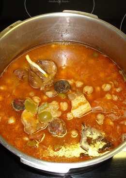 Olla express garbanzos 385 recetas caseras cookpad - Garbanzos olla express ...