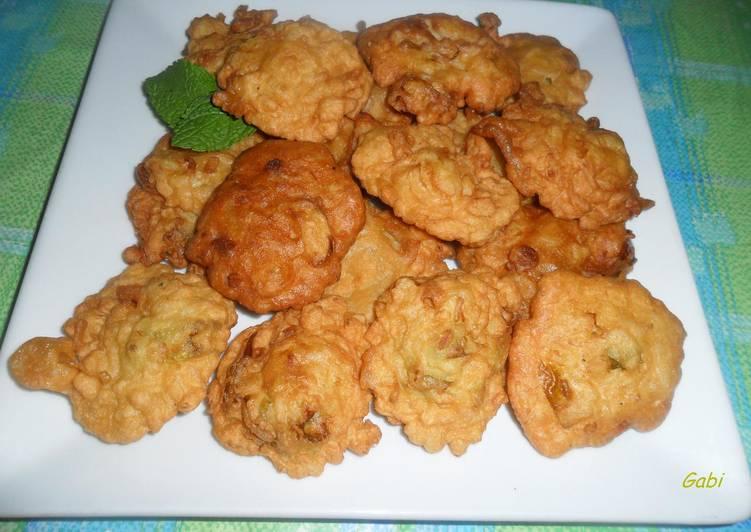 Tortitas de bacalao originales