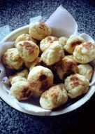 Buñuelos dulces de zanahoria