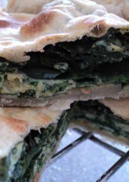 La torta verde de Marianela