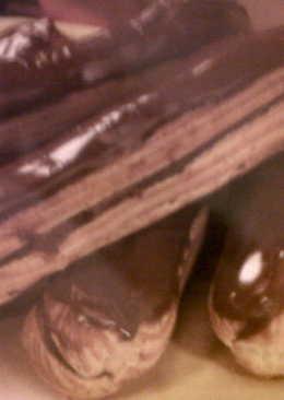 Palos de chocolate