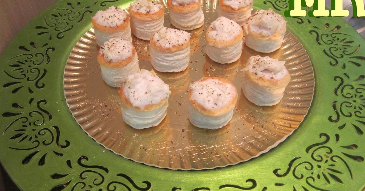 Recetas de canap s f ciles y baratos 2 recetas cookpad for Canapes faciles y baratos
