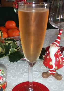 Kir royal navideño
