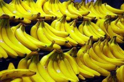 Batida de Guineo (banana, banano o platano) maduros