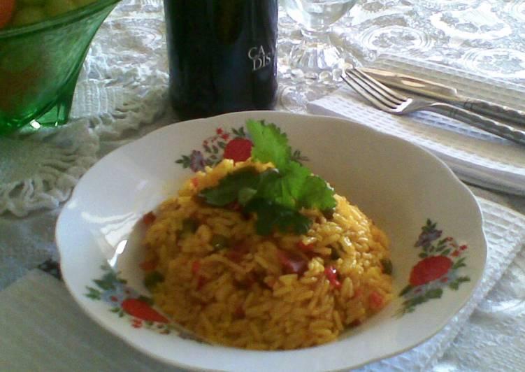 arroz gallo pinto