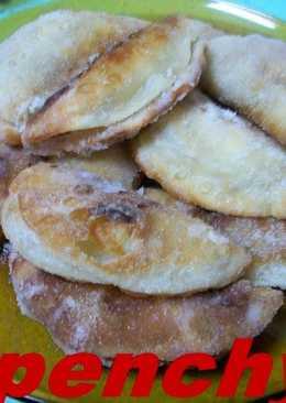 Empanadillas de boniato al horno