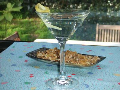 Dry Martini de María