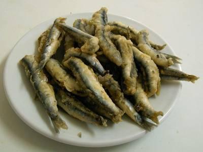 Boqueroncitos  fritos