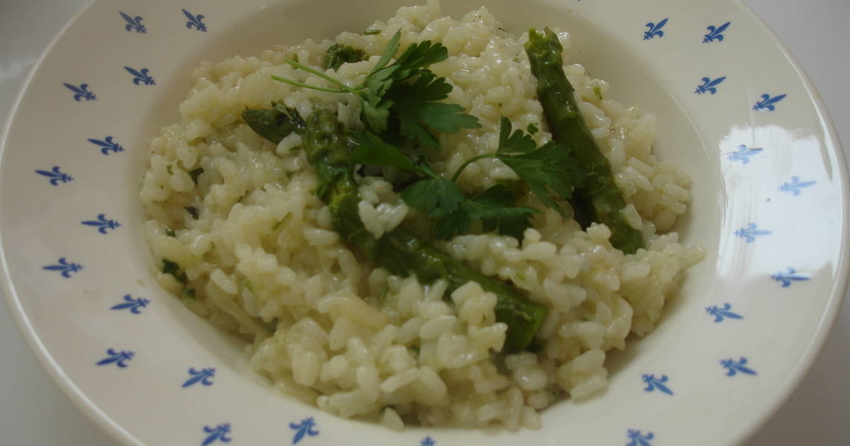 Arroz blanco y verde receta de kiko cookpad for Arroz blanco cocina al natural