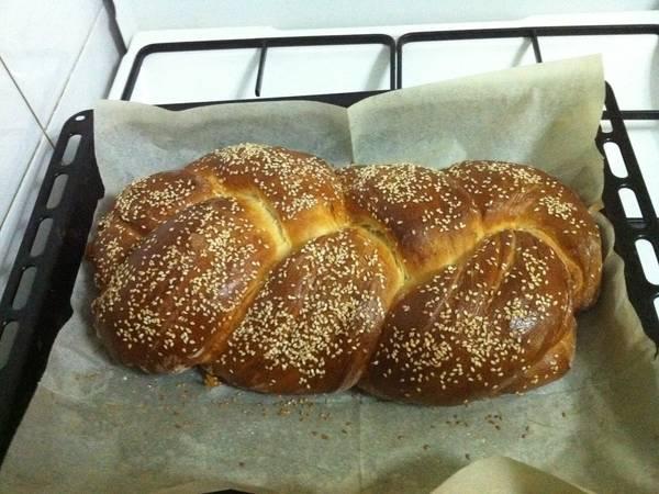 Pan Trenzado  o Jalá  (Cocina judía)
