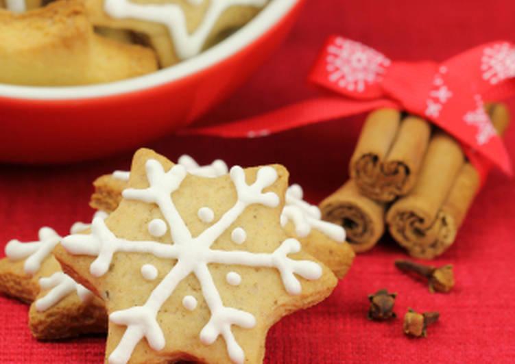Galletas de Navidad sin gluten
