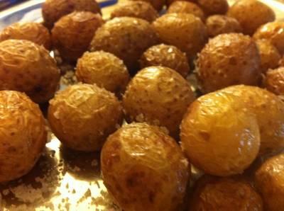 Patatas de rio