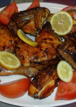 Pollo en vinagre balsámico de Módena