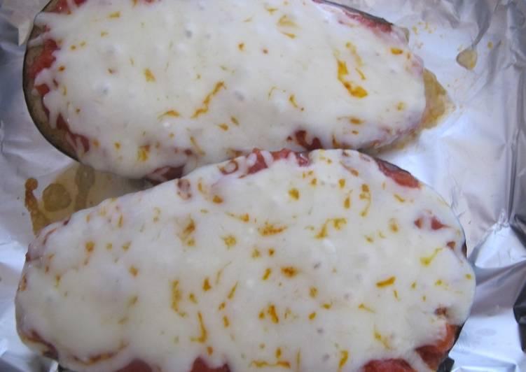 Berenjena con tomate y mozzarella receta de cata69 cookpad - Berenjenas con mozzarella ...