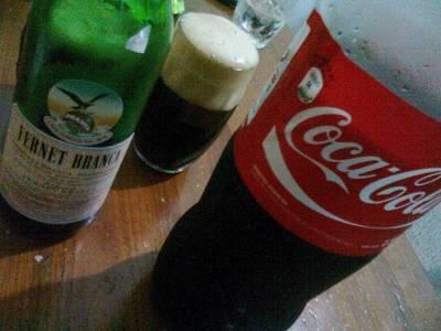 Fernet Cola