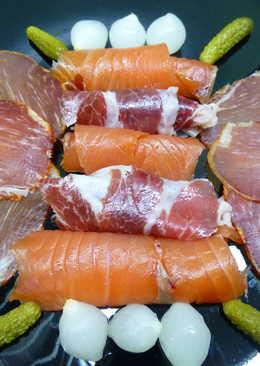 Aperitivos y entremeses recetas caseras cookpad - Entremeses y aperitivos ...