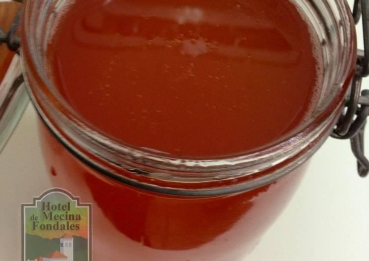 C mo hacer jalea de membrillo receta de elgardu cookpad - Como preparar membrillo ...