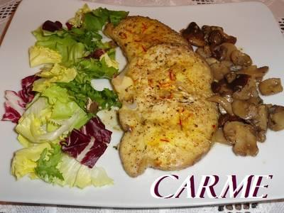 Brochetas de pez espada receta de rebekita cookpad for Cocinar tintorera