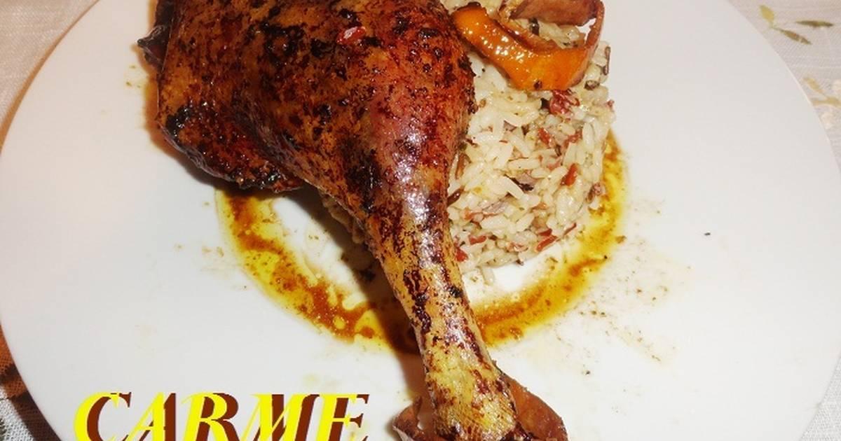 Pato a la naranja al horno 31 recetas caseras cookpad for Pato a la naranja