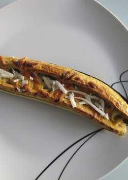 Plátano al horno venezolana