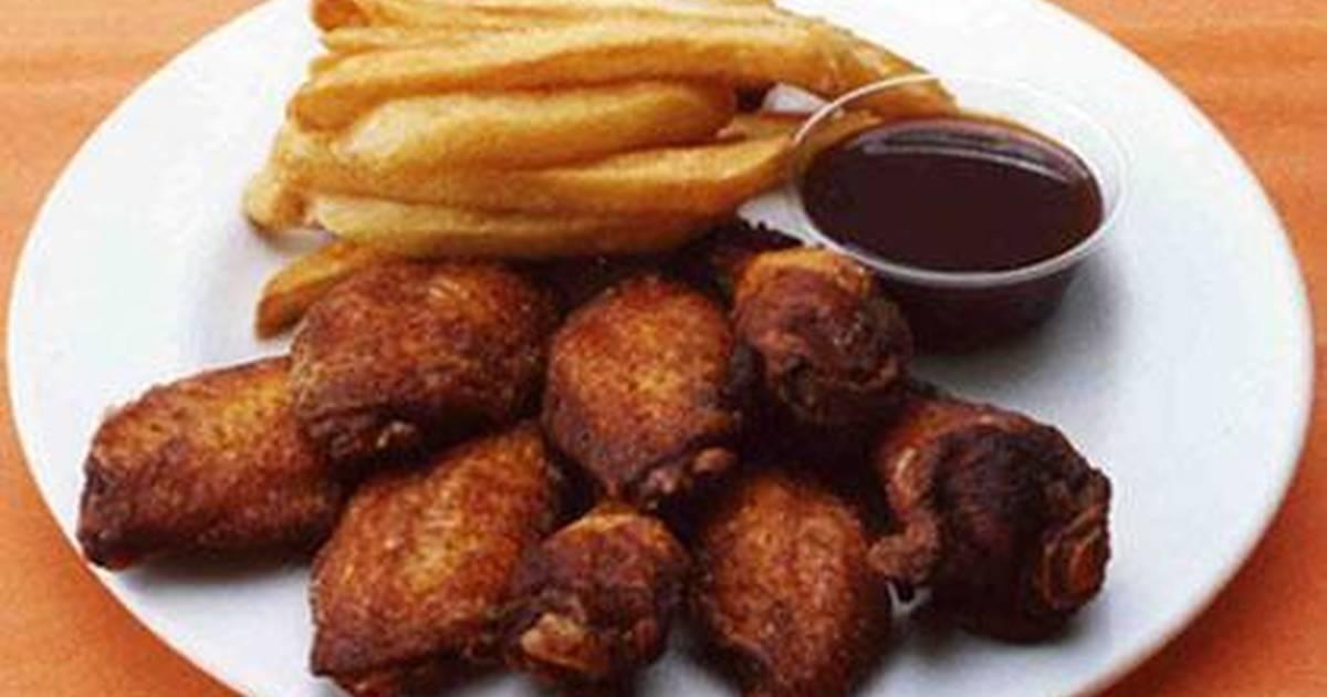 Alas de pollo al ajillo receta de ivanbopi cookpad - Cocinar pollo al ajillo ...