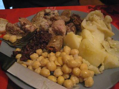 Escudella catalana: el cocido típico