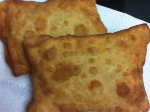 Masa para pastelitos fritos