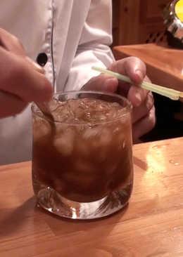 Caipirinha cóctel